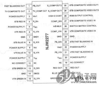 1ch环绕声 njm360高速差分比较器 74hc73双jk触发器 nju7391低电压