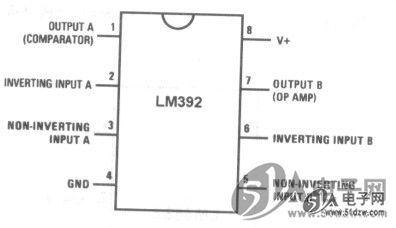 lm392是低功耗运算放大器吗?