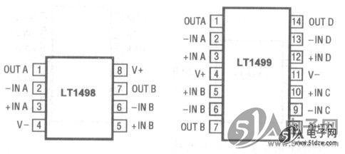 2073音频放大器电路图