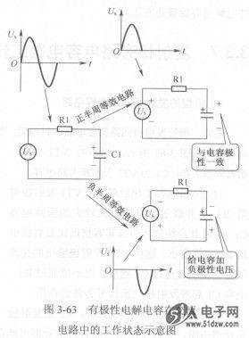 扬声器电容分频电路工作原理分析与理解