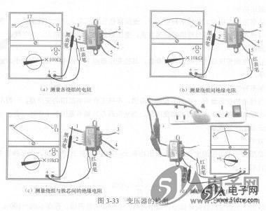 测试变压器绝缘电阻在线视频;