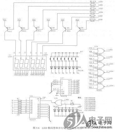 单片机最小系统硬件设计