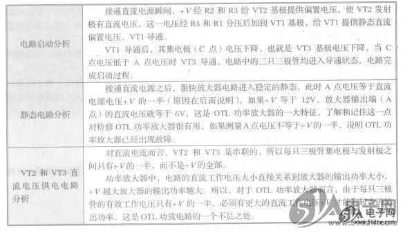 vt1构成共发射极放大器,它的集电极负载电阻比较复杂,主要有r2