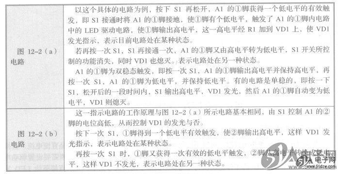 指示灯电路-技术资料-51电子网