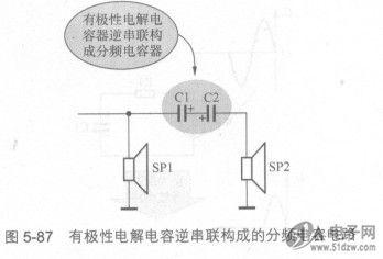 扬声器分频电容电路-技术资料-51电子网