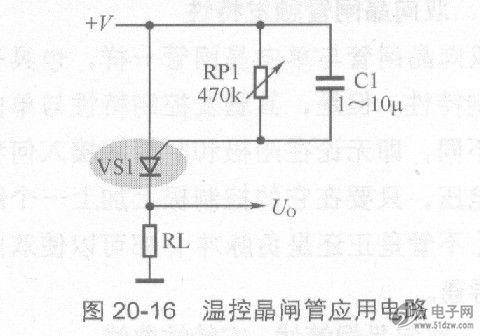温控固态接线图