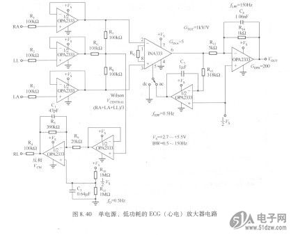 电与电子测量技术_热敏电阻测量电路-技术资料-51电子网