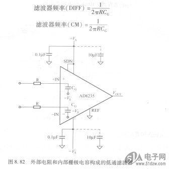 射频电容检测电路图