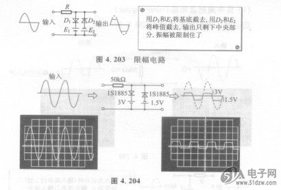 限幅电路-技术资料-51电子网