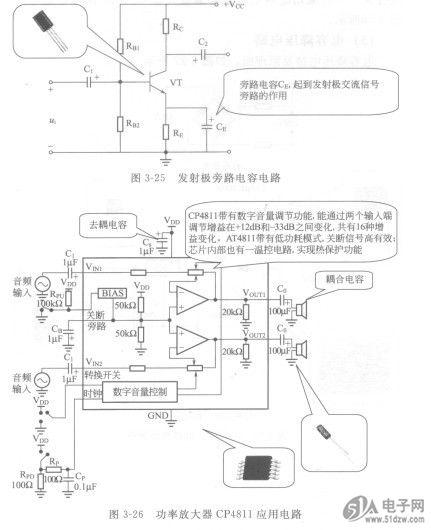 旁路电容-技术资料-51电子网