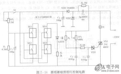 一般照明电路的电压为