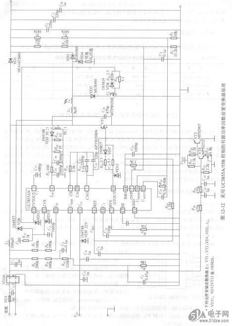 排阻电路符号-技术资料-51电子网