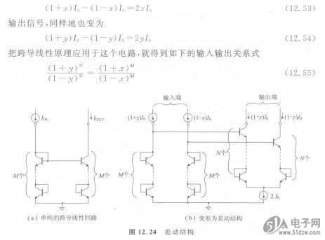 单结晶体管自激振荡电 电流检测比较器输入端 互补对管和差分对管 擎