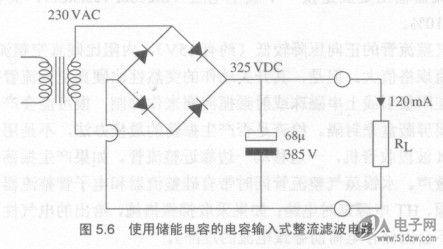 射频输入限幅电路