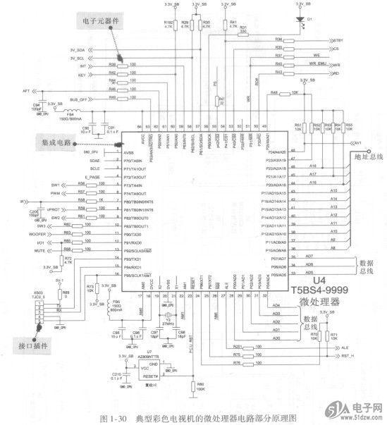 通过上午内容的学习,我们已经对电路图的种类、识图步骤和要领有所了解,RT8110BGJ8那么下午我们以上午所学的知识作为基础,以实训的形式对建立框图与电原理图的对应关系进行系统的学习。 电原理图作为一种直接体现电子产品结构和工作原理的电路图。对于简单的电子产品来说,其对应的电原理图相对较简单,因此分析电路的结构和工作原理时也较容易;而对于较为复杂的电子产品,其电原理也十分复杂,因此分析电路的结构和工作原理时也较困难。图1.