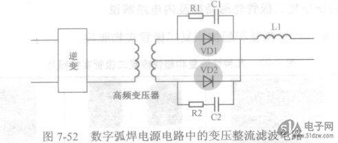 快恢复和超快恢复二极管应用电路分析