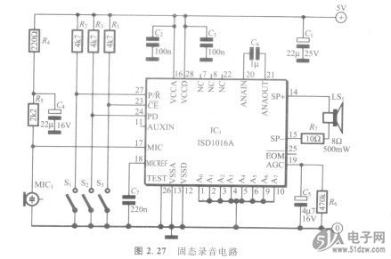 4558d话筒电路图
