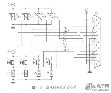rs232驱动的移位寄存器电路