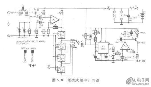 调节p1使电流表m指示为满量程的1/2