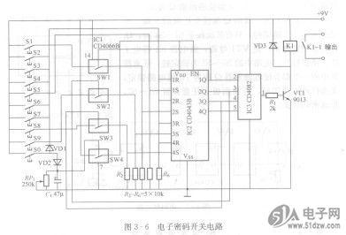 使用齐纳二极管的恒压源电路