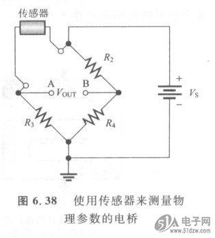 西林电桥原理接线图
