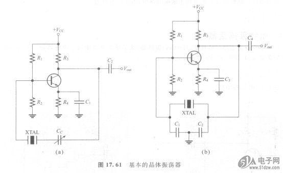 晶体振荡器-技术资料-51电子网