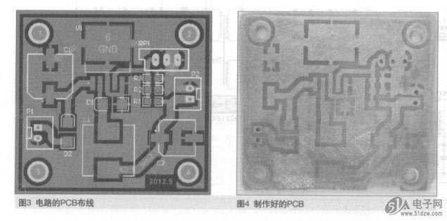 chip transformer电路元器件清单如附表所示,元器件种类不多且都很