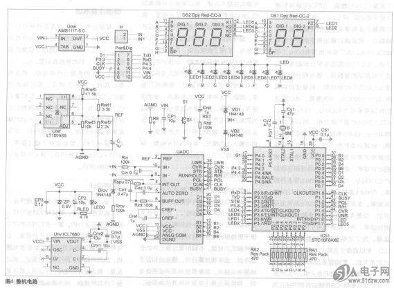 MAX3232器件由两个线路驱动器图文
